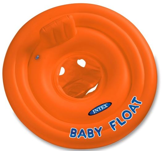Zwemstoel baby deluxe intex